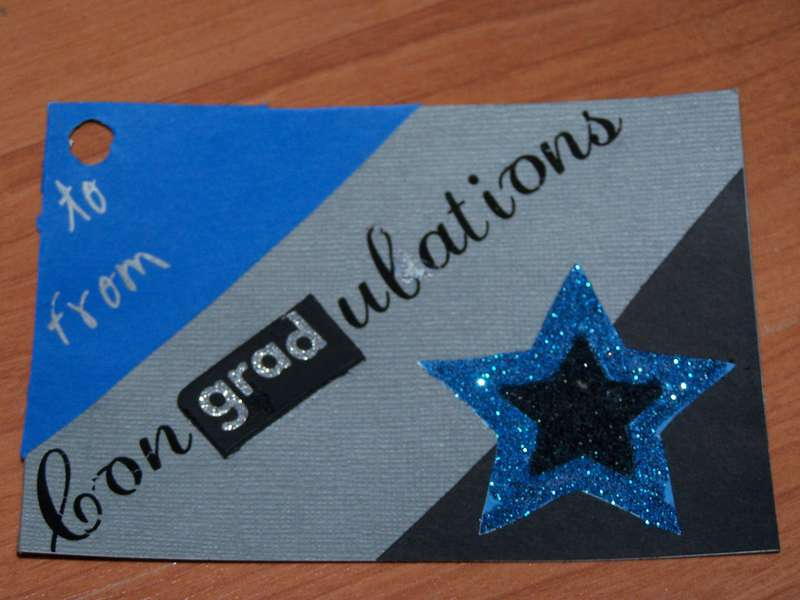 ConGRADulations tag for swap
