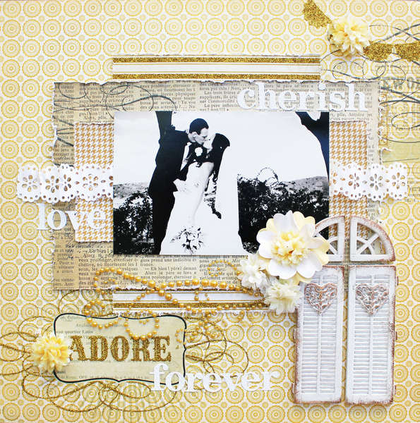 Cherish, Love, Adore**SCRAP THAT! Nov Kit**