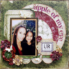 Apple of my Eye**TIDBITZ IN TIME Dec. Kit**