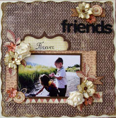 Friends Forever**SCRAP THAT! October Kit**