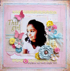 This Girl...**SCRAP THAT! August Kit*