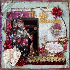 Tis The Season**SCRAP THAT! Dec. Kit**