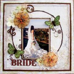Bride***SCRAP THAT! JULY KIT***