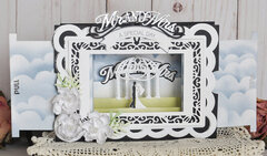 A Special Day Wedding Card - Make A Scene
