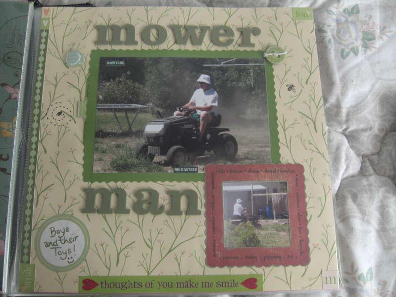 Mower Man