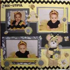 Bee-utiful Girl!!