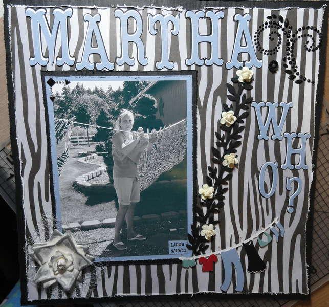 Martha Who?