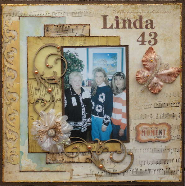 LINDA'S 43rd BIRTHDAY