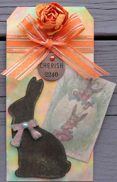 CHERISH EASTER TAG **Scraps of Darkness**