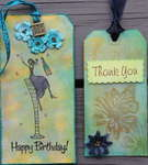 BIRTHDAY AND THANK YOU TAGS