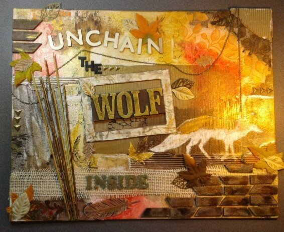 Unchain the Wolf Inside
