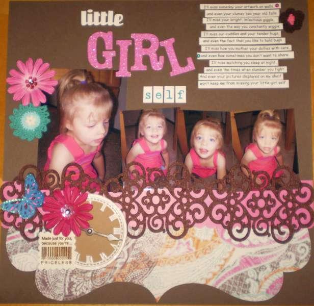 Little Girl Self