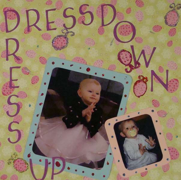 Dress Up Dress Down
