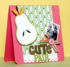 Cute pair *American Crafts*