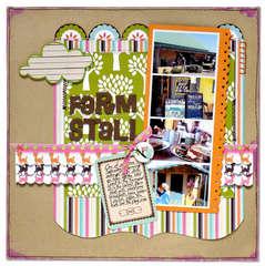 Farm stall *American crafts & Cocoa Daisy*