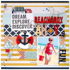 Beach Boy Ahoy