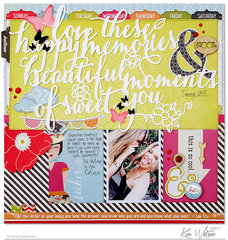 Love These Moments *Fancy Pants Designs*