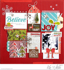 Believe *Fancy Pants Designs*