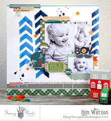 Wild Thing *Fancy Pants Designs*