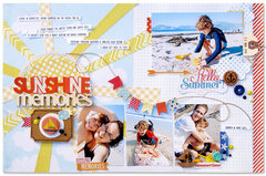 Sunshine Memories *Fancy Pants Designs*