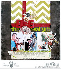 The Real Gift *Fancy Pants Designs*