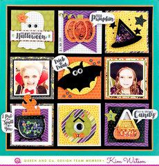 Spooktacular Halloween by Kim Watson