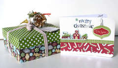 Teachers gift box & card *American Crafts*