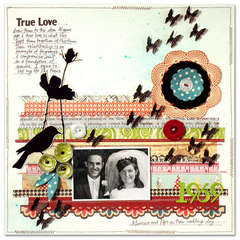 True love 1969 *Cocoa Daisy*