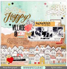 Big Happy Village @ No. 7