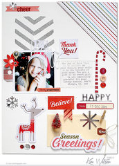 Seasons Greetings *Fancy pants Designs*