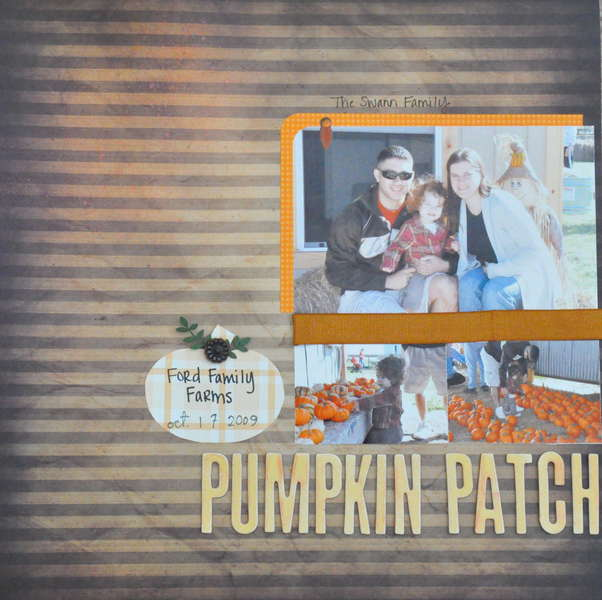 Pumpkin Patch, page 1