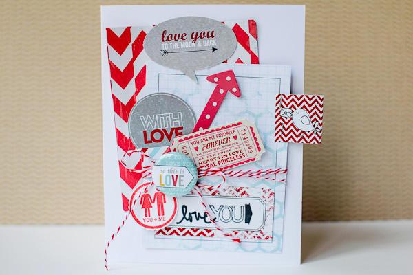 Valentine's Card #2 *Evalicious*