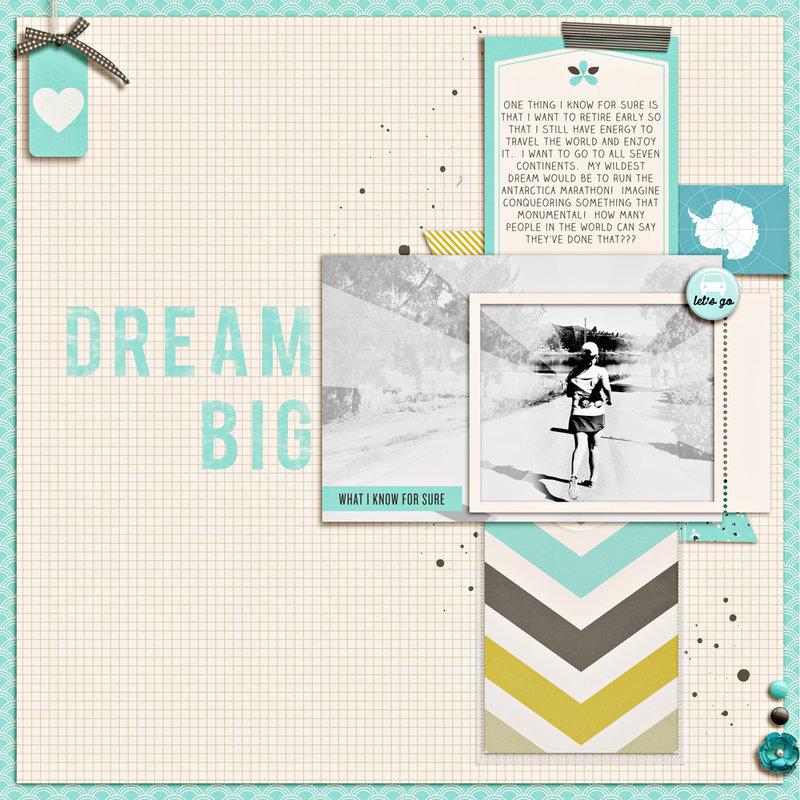 Dream Big (Digi Dares)