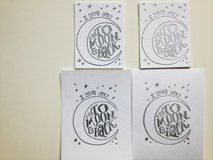 Letterpress experiments