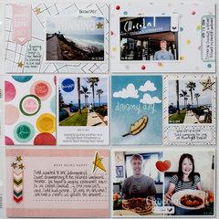 2014 Project Life | April p.4
