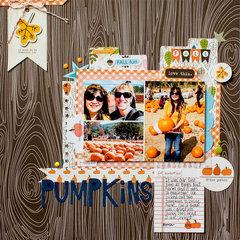 Bella Blvd | Pumpkins
