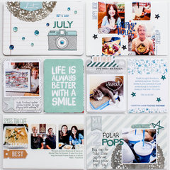 2014 Project Life   July p.4
