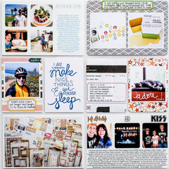 2014 Project Life | July p.5