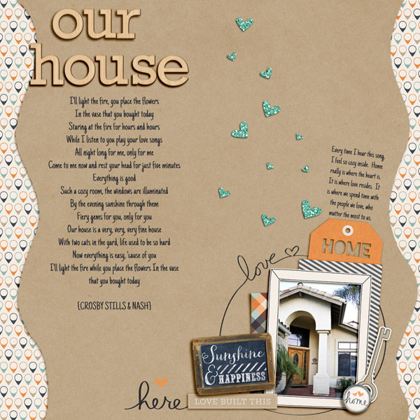 Our House (Digi Dare #320)