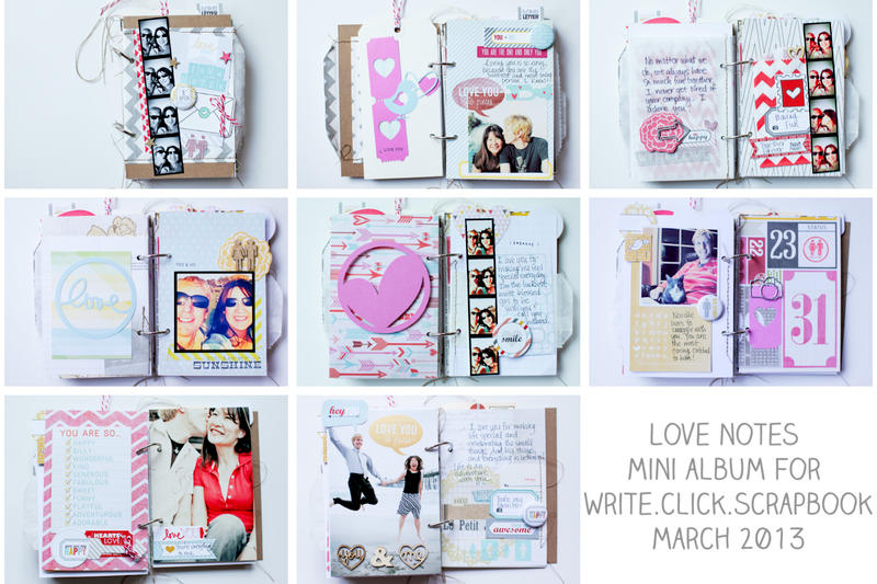 Love Notes Mini Album