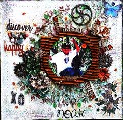 Discover happy