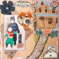 Bat Man & Robin