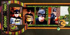 Batman x two