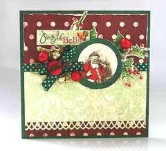 Jingle bell card