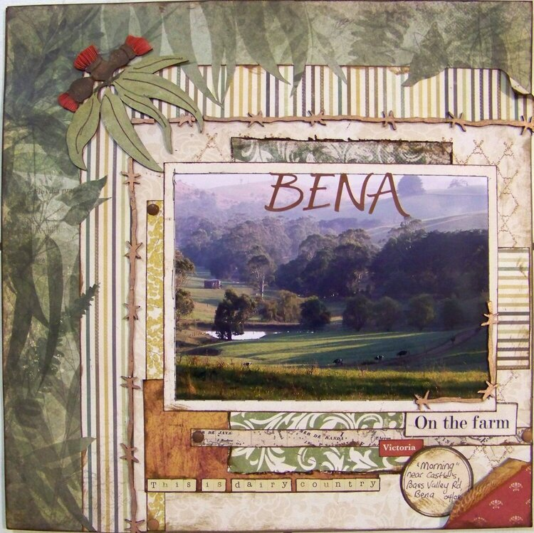Morning in Bena