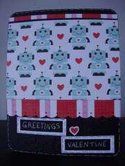 greeting valentine
