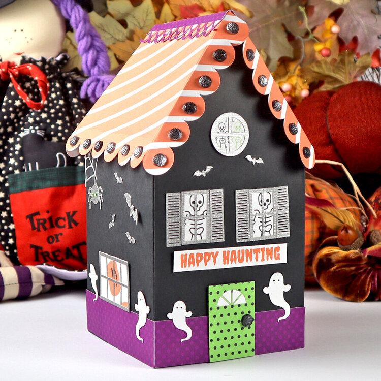 Halloween Little Houses