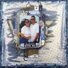 anchored **Birds of a feather & Susan K. Weckesser & Just Imagine**