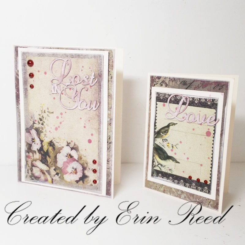 Elegant and Simple Cards