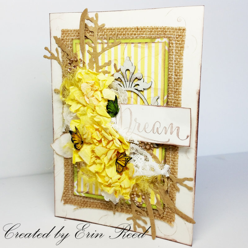 Dream Card **Blog Hop w/Prizes**